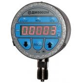 Манометры, вакуумметры, мановакуумметры цифровые прецизионные ДМ5002М