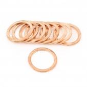 Уплотнительные кольца, шайбы, прокладки герметизирующие