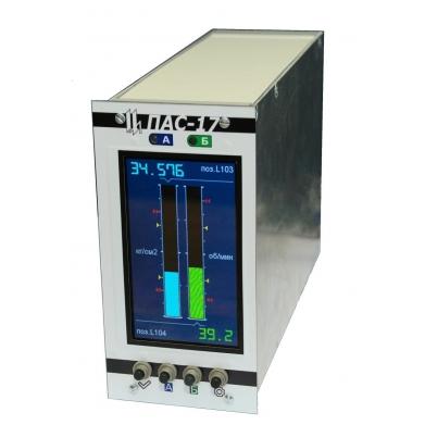 Завершена разработка видеографического регистратора ПАС-17А